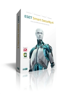 Picture of ESET Smart Security 4