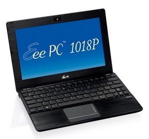 Picture of ASUS Eee PC 1018P (Black)